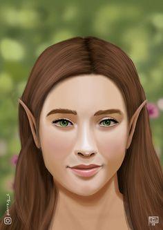 Jeune elfe Daenerys Targaryen, Game Of Thrones Characters, Fictional Characters, Art, Elf, Stone, Art Background, Kunst, Performing Arts