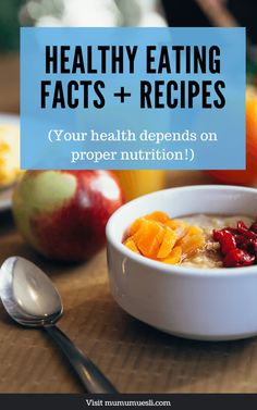"""Welcome to your virtual """"hub"""" of healthy eating facts, recipes, tips and inspiration! Clean Eating Food List, Healthy Eating Facts, Healthy Eating Guidelines, Top Food Blogs, High Energy Foods, Smoothie Recipes With Yogurt, Food Nutrition Facts, Low Carbohydrate Diet, Breakfast Ideas"""