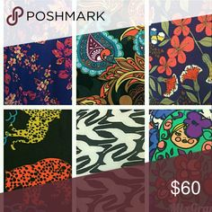 LuLaRoe Clothing Shop for beautiful dresses, skirts, tops, and leggings from the comfort of your own home. Come see all these amazing prints and so many more! Just click the link below to join the shopping group .   https://www.facebook.com/groups/lularoeamandacohrsvip/ LuLaRoe Dresses Maxi