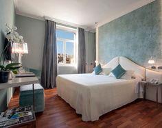 luxury accommodation rome centre Sina Hotels - Hotel Bernini Bristol - Rooms & Suites
