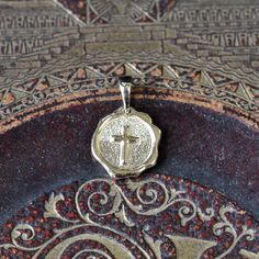 Arise Designs Sealed in Christ Pendant, #1000gifts