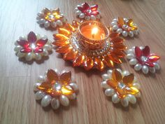 Tlight candle holder  Traditional  Designer by JustForElegance, $17.00