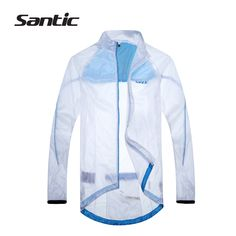 (Buy here: http://appdeal.ru/1ja4 ) Santic Men Rain Running/Cycling Jacket MTB Bike Jacket Waterproof Chaqueta Impermeable Ciclismo Long Sleeve Cycling Jersey for just US $35.79