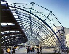grimshaw nicholas waterloo international terminal exterior