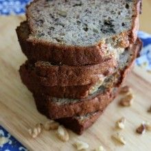 Hands down the best Banana Bread Recipe I have ever made. Moist and full of flavor, this is a classic recipe that you must try! In my home, bananas never go to waste. We prefer to eat them when they are bright yellow with a...
