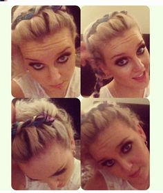 Hey! If anyone has any pictures of Perrie with a really cute hairstyle (like this one) please send them to me! She is my style inspiration! You can kik then to me @lizzygirl326 thanks!:)