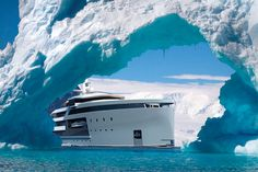 Whether you choose a 65-meter, 90-meter or 100-meter version, SeaXplorer will be the most capable and efficient expedition yacht ever.
