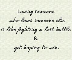 Lost Love..