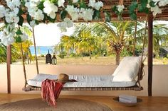 All this needs is a good book and a fruity drink with an umbrella in it!