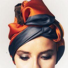 French Garden #silkscarf #tukutukum