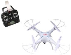 Syma X5SW Explorers 2 Wifi FPV RC Quadcopter 0.3MP Camera RTF(White,Left Hand Throttle) * Learn more by visiting the image link.