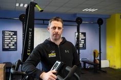 Fitness club forced to close after insurance premium soars to - Former Galway Hurling star Colm Callanan had to close his gym. Fitness Facilities, Fitness Nutrition, Personal Finance, Best Quotes, Coaching, Stress, Exercise, Gym, Club