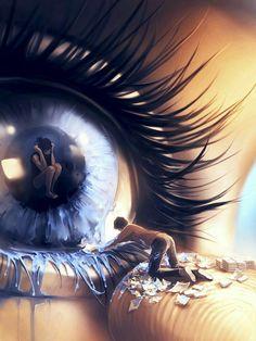Bazen bir gözyaşını silebilmek için gerçek bir parmak gerekir. Ve o göz yaşlarından sana yepyeni umutlar yapan bir adama ihtiyaç duyar kadın. O parmakta zaten o adamın parmağıdır.