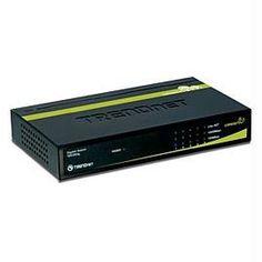 TRENDnet Switch TEG-S50G 5-Port Gigabit GREENnet Switch