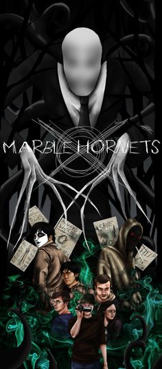 Marble Hornets by DarkButterflyOfNight