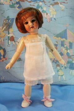 Bleuette pattern for doll clothing RECEPTION by tresbellepoupee