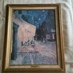 Check out this item in my Etsy shop https://www.etsy.com/listing/259443839/undated-vincent-van-gogh-oil-on-canvas