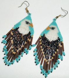 Free Native American Beading Patterns | free bead stitch patterns, native american beaded earrings, seed bead ...