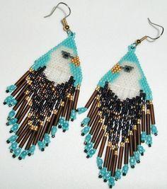 Free Native American Beading Patterns | free bead stitch patterns, native american beaded earrings, seed bead ...