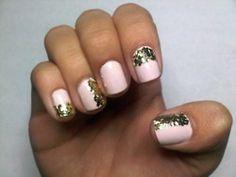 gold leaf-like