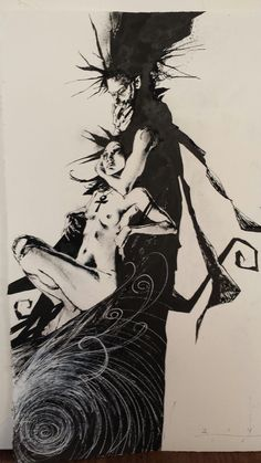 Sandman by Jason Shawn Alexander