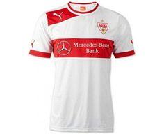 Willkommen im Finale! Puma VfB Stuttgart Heimtrikot 2012/2013 #dfb #pokal