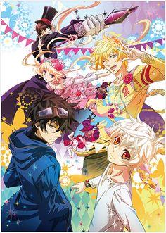 """""""Karneval"""" (Anime)"""