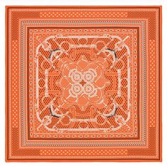Spring 2016 Hermes Scarf Outlet With Free Shipping-Hermes Eperon d'Or Silk Twill H292978S-07