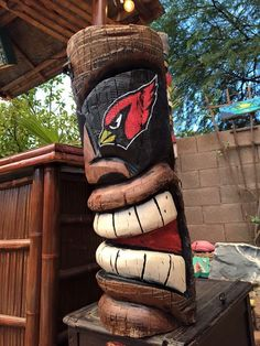 Az cardinals, Kids and Adult parties! Luau, Disney, Hawaiian, surf, beach, pool, skateboarding retirement, anniversary themed parties.  Check us out & Like us on Facebook too!  Stoopid Tikis  https://www.facebook.com/Stoopidtikis/