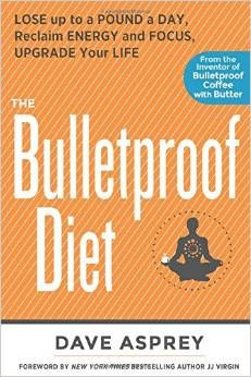 #amazon The Bulletproof Diet: Lose up to a Pound a Day, Reclaim Energy and Focus, Upgrade Your Life - $16.19 (save 40%) #thebulletproofdiet #daveasprey #rodalebooks