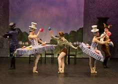 Ballet Theatre UK in Alice in Wonderland. Photo: Dance Europe
