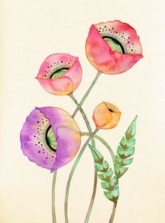 Artist Colleen Parker. BEAUTIFUL  COLORS FOR EMBROIDERY. jwt