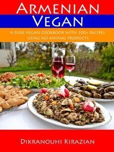 New 'Armenian Vegan' Cookbook Released