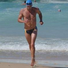 Team Bondi swimmer #seeaustralia #bondibeach #Bondi #nsw #australia #beach #sydney #nofilter #swim #swimmer #swimming