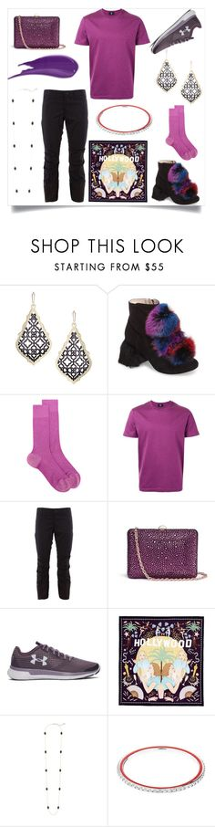 """Set sale alert"" by ramakumari ❤ liked on Polyvore featuring Kendra Scott, Cecelia New York, Dsquared2, Kent & Curwen, Christopher Nemeth, Rodo, Under Armour, Karen Mabon and Raphaele Canot"