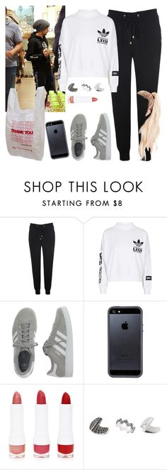 """Grocery store with Louis in L.A. -----> *Cynthia."" by imaginegirlsdsos ❤ liked on Polyvore featuring True Decadence, adidas, J.Crew, Tavik Swimwear, Forever 21, Topshop, women's clothing, women, female and woman"
