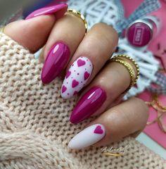 Colorful Nail Art, Colorful Nail Designs, Beautiful Nail Designs, Nail Art Designs, French Manicure Nails, Glam Nails, Cute Nails, Pretty Nails, Witch Nails