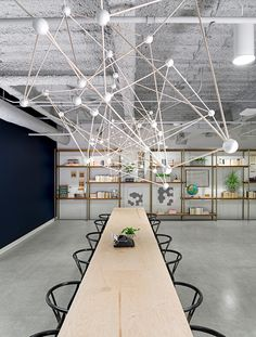Quid Offices: A New Office Transformation that Reflects Quid's Love of Words Design Studio Office, Workspace Design, Office Interior Design, Gray Interior, Interior Styling, Architecture Restaurant, Architecture Design, Home Office, Office Decor