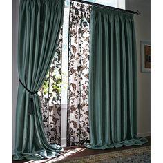 Idea of the curtain-style