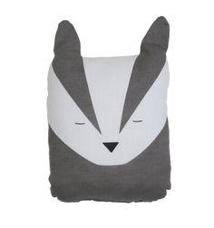 Fabelab - Animal Cushion Bold Badger