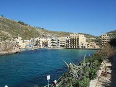 Gozo - Xlendi Bay (Malta).