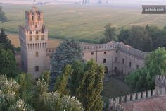 Castle of Galeazza in Rural Italy $69...we could have stayed in a castle!!! Seriously next time!!!