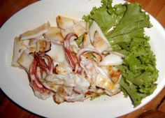 wonderful seafood recipes from the Thai kitchen