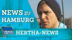 News vor Hamburg - Hertha BSC - Berlin - Bundesliga - 2016 #hahohe