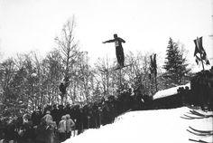 Skoki narciarskie :)