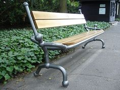 JAKI's bench - wood