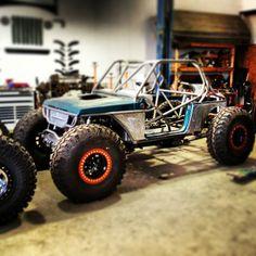 The baddest custom motorsports fabrication on the planet