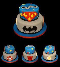 """A Big Kid At Heart"" 30th Birthday Cake"
