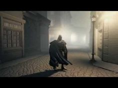 The Batman game we never got. Those cape physics though!