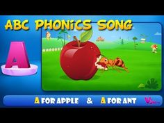 ABCD Phonics Songs with Two Words -  Alphabet Songs With Maruti and Friends